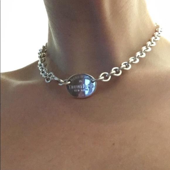 Tiffany & Co. Jewelry - Tiffany & Co. Necklace - Like new!